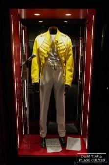 Tenue de scène de Freddie Mercury © David Trotta