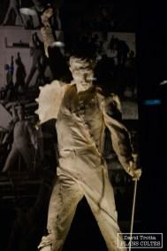 Modèle de la statue qui trône depuis 1996 sur la Place du Marché de Montreux © David Trotta