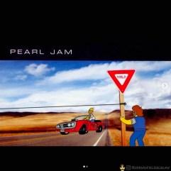 Pearl Jam - Yield. Image Instagram @springfieldalbums