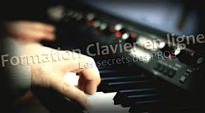 Formation Claviers en ligne