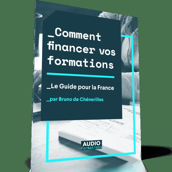 Guide gratuit - comment financer vos formations