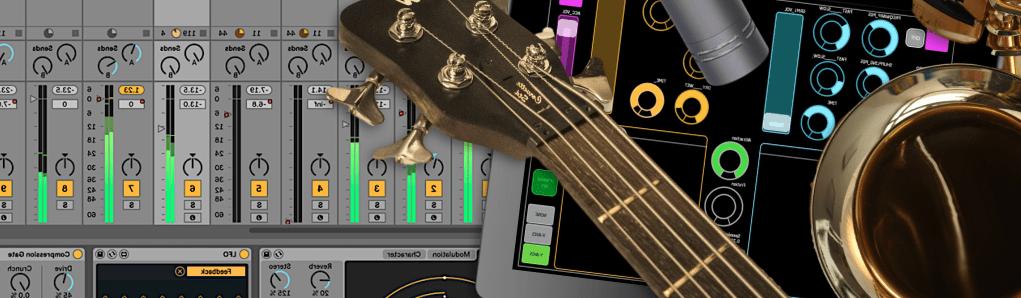 Ableton Live, Lemur, GRM Tools, Max4Live et votre instrument