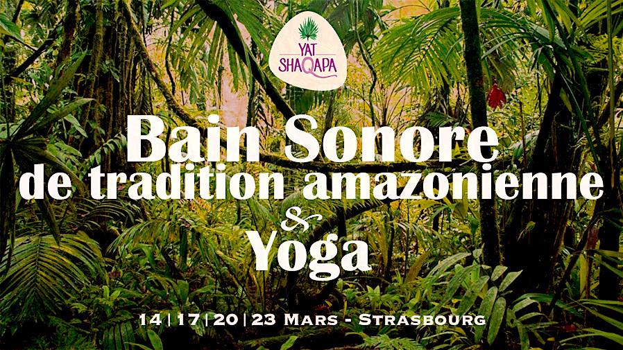 Le Bain Sonore Amazonien