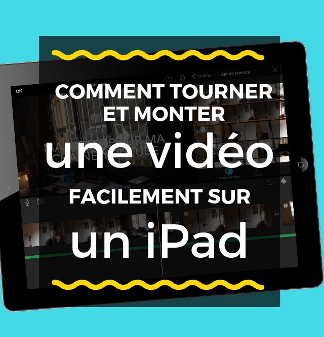 Vidéo sur ipad
