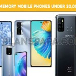 128GB Mobile Under 20000 in Pakistan