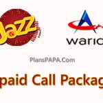 Jazz Prepaid Call Packages