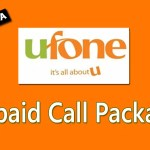 Ufone Prepaid call packages