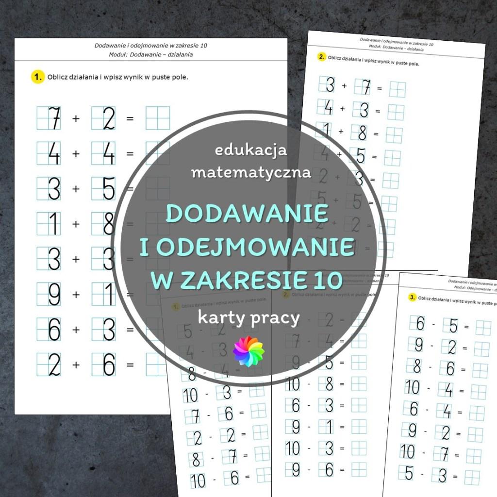 karty pracy dla dzieci pdf za darmo planszomania