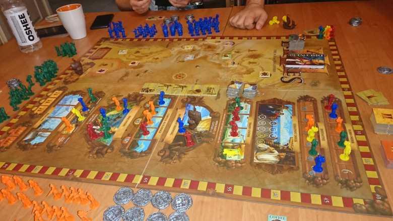 Age of Empires w pełnej krasie.