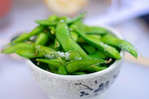 Vegetables rich in protein.