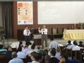 Dr. Harry Reeder e Rev. Valdeci Santos