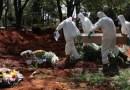 Brasil ultrapassa 585 mil mortes por Covid