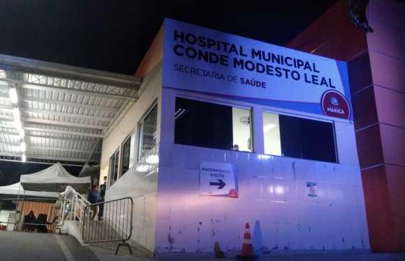 Perseguição policial termina com um baleado em Maricá