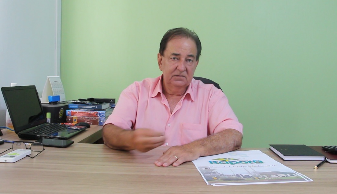Prefeitura De Itaporã Isentará IPTU, Alvará E ISS De Comerciantes Com Atividades Noturnas