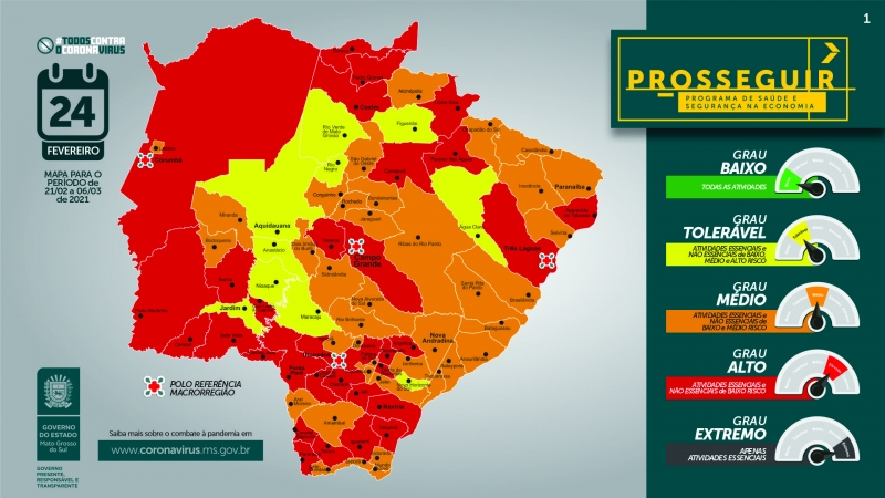 Novo Decreto Municipal permite a realizações de eventos em Maracaju