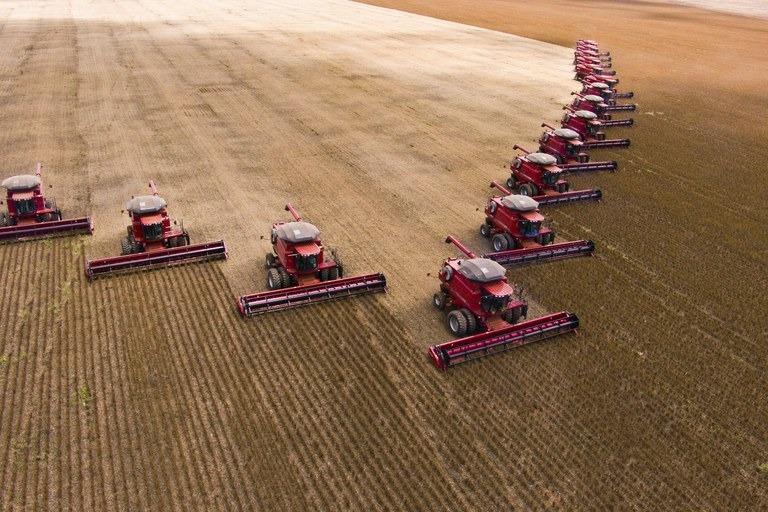 PIB do setor agropecuário apresentou crescimento de 2% em 2020