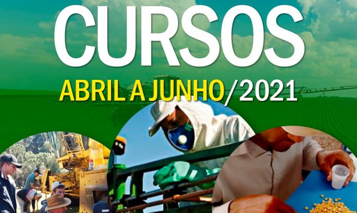 Sindicato Rural de Maracaju divulga cursos disponíveis de Abril a Junho de 2021