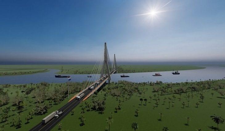 Lançada licitação para construção de ponte entre MS e Paraguai