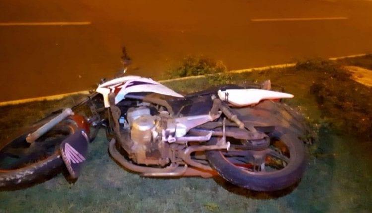 Morre no hospital vitima de acidente de trânsito na Vila Adrien