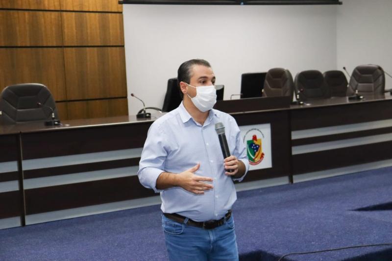 Secretário Municipal de Saúde e Diretor Técnico do Hospital alertam para colapso na saúde de Maracaju
