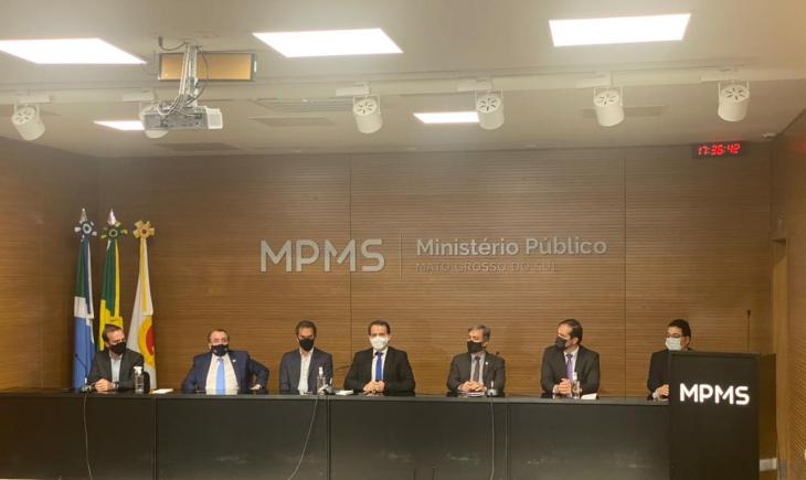 Assomasul reafirma no MPE orientação de seguir decreto do governo contra a Covid-19
