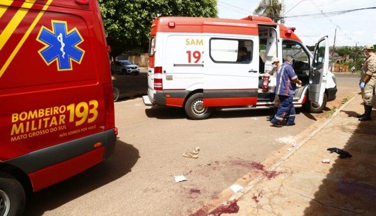 Rapaz de 18 anos é ferido com 3 tiros na cabeça em Campo Grande