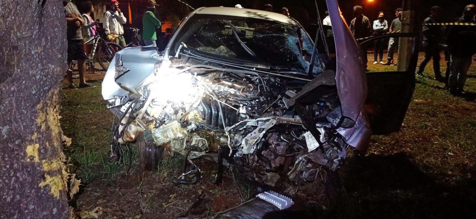 Motorista atropela e mata motoentregador; polícia investiga racha