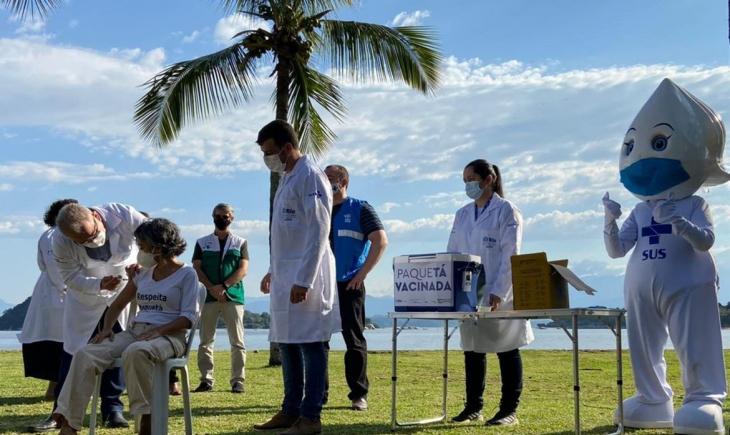 Queiroga: Programa de Imunização é esperança de por fim à pandemia