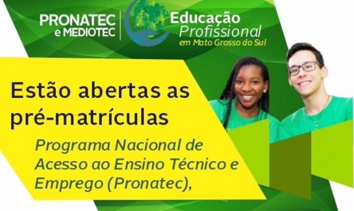 Cursos Profissionalizantes Gratuitos tem 770 vagas para Maracaju e outros 10 municípios