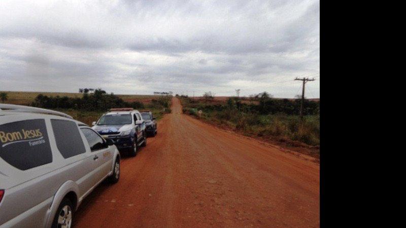 Corpo com tiros na nuca é encontrado em estrada de assentamento em MS
