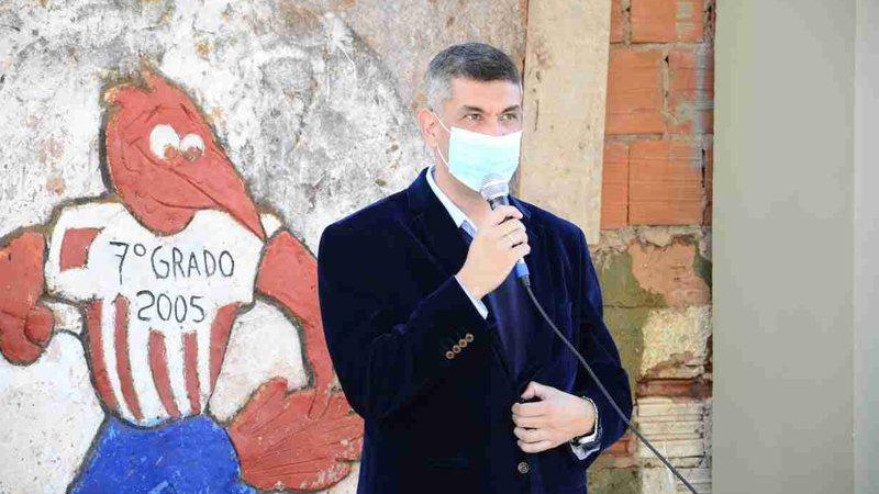Governador paraguaio pede a MS doação de 50 mil doses de vacina contra a covid-19