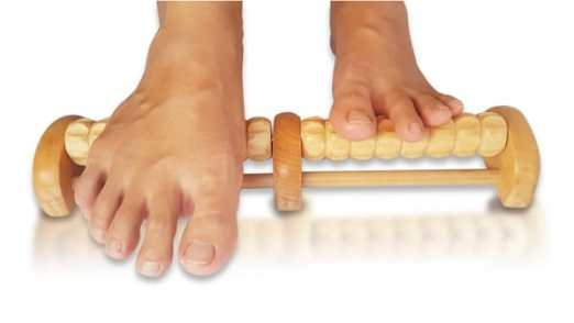 theraflow foot roller massager plantar facsciitis