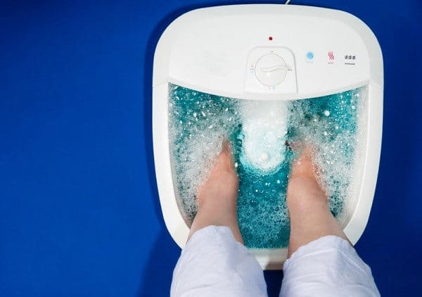 Epsom Salt Bath for Plantar Fasciitis