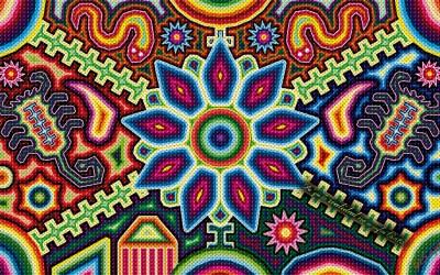 Imágenes e imaginarios del peyote en las artes visuales: cruces de miradas en Wirikuta