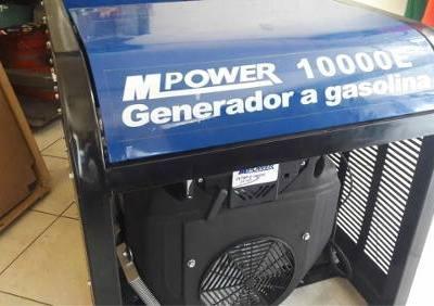 Plantas y Generadores de Luz Marca Mpowergeneradoragasolina