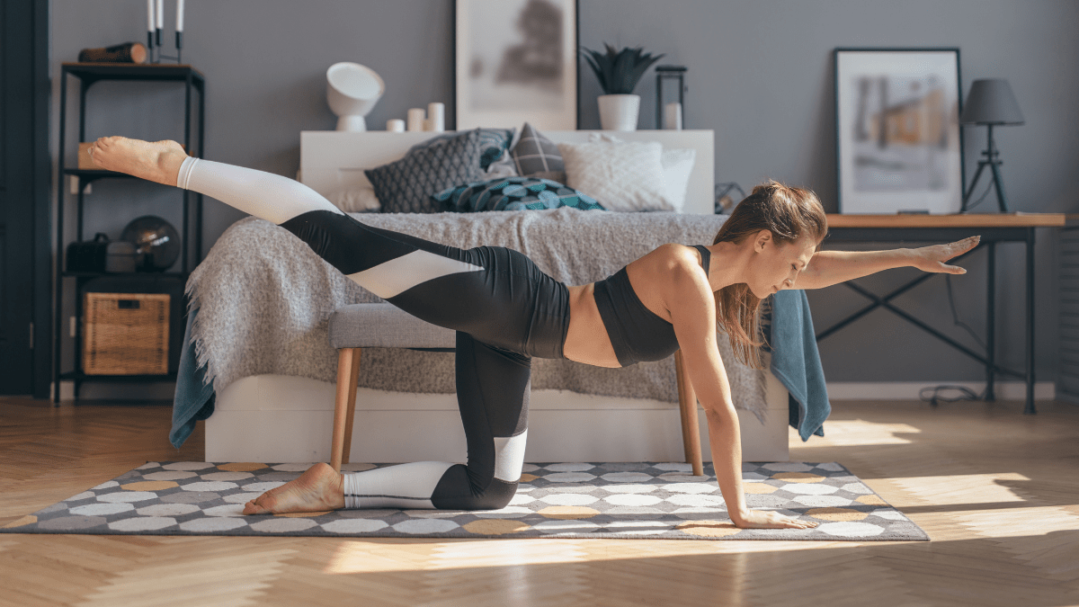 How to exercise at home? The power of habit.