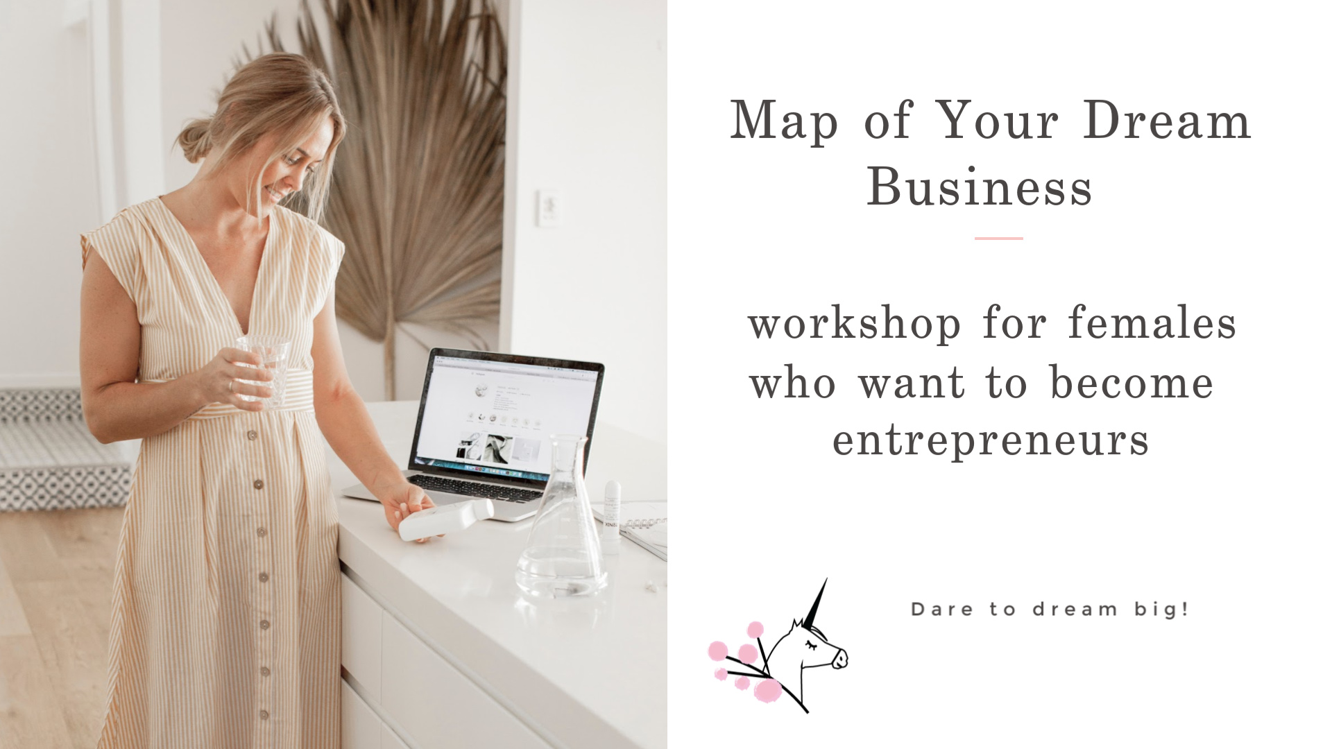 Map of Your Dream Business