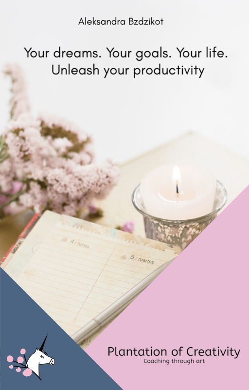 """""""Your dreams. Your goals. Your life. Unleash your productivity"""""""