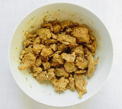 Marinated Seitan