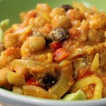 Vegan Chickpea Vegetable Curry