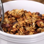 Vegan Plant Base Banana Granola