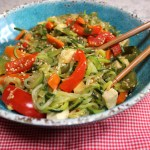 Plant Based Vegetable lo Mein
