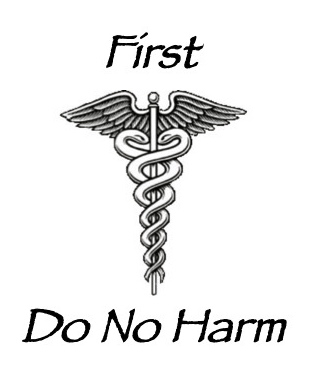 Image result for first do no harm