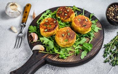 Easy Peasy Meatless Lentil Patties that are Super Tasty