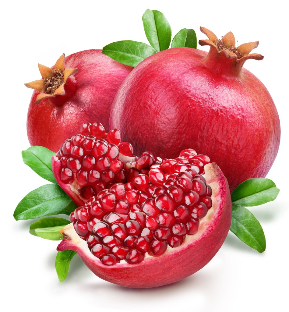 The Pomegranate, aside from being Sweet-Acid and Juicy, has a lot of health properties!