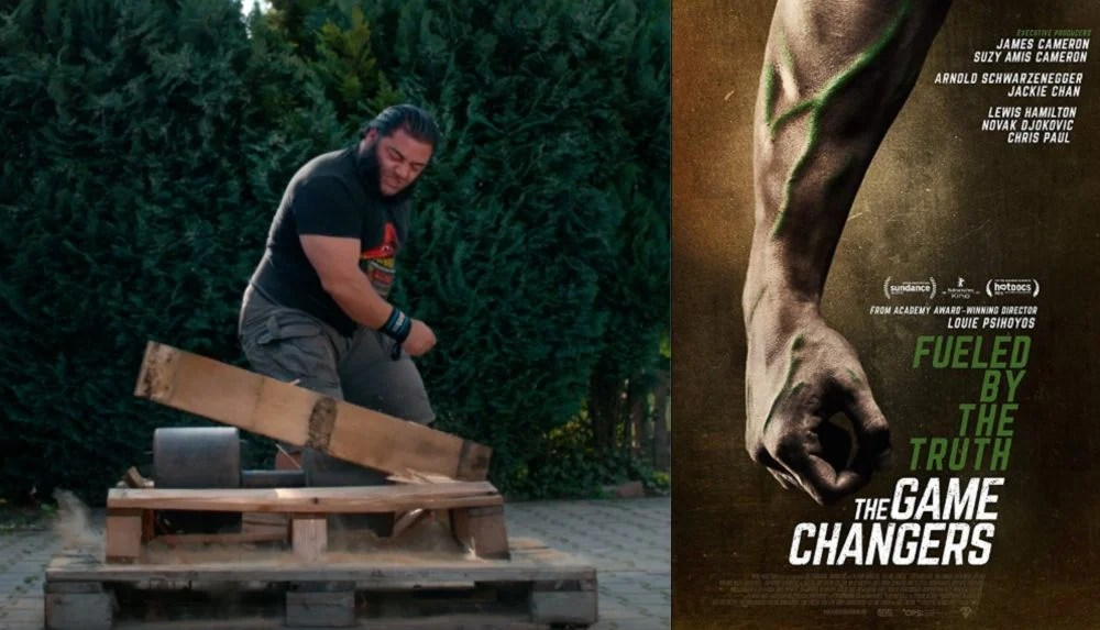 A Doctor Reviews The Game Changers As It Launches On Netflix