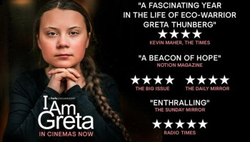 I Am Greta film poster