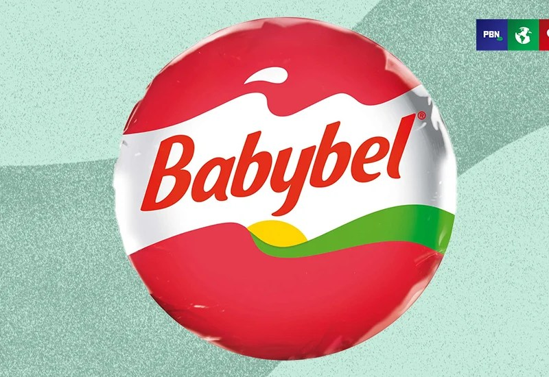 Vegan babybel cheese