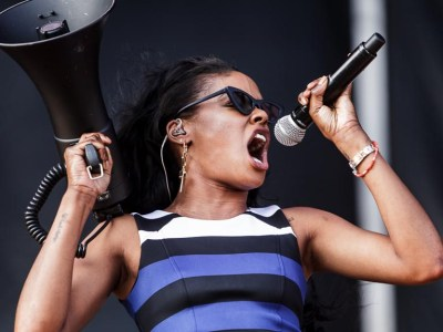 Rapper Azealia Banks raves of the benefits of a vegan diet