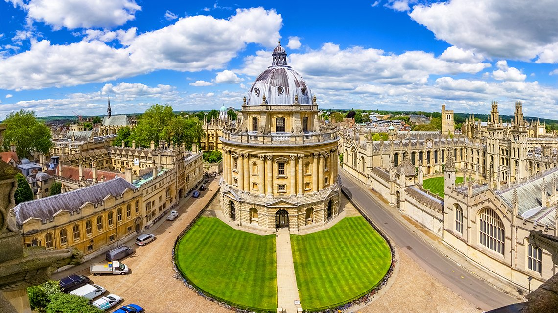 Oxford University's Bodleian Library